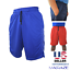 Mens-Basketball-Gym-Fitness-Workout-Athletic-Shorts-with-2-Pockets-M-XL-Fast-Dri thumbnail 6