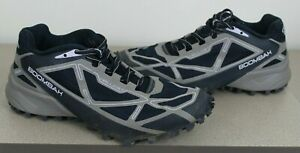 Hellcat Trail Shoes Navy Gray Size