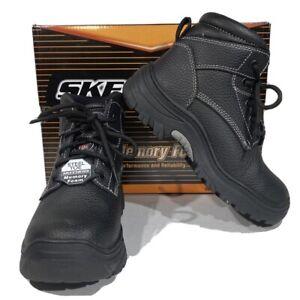 Black Steel-Toe Work Shoes X5-1616   eBay
