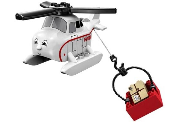 LEGO 3300 Duplo - Thomas & Friends - Harold The  Helicopter - 2006   RARE  alto sconto