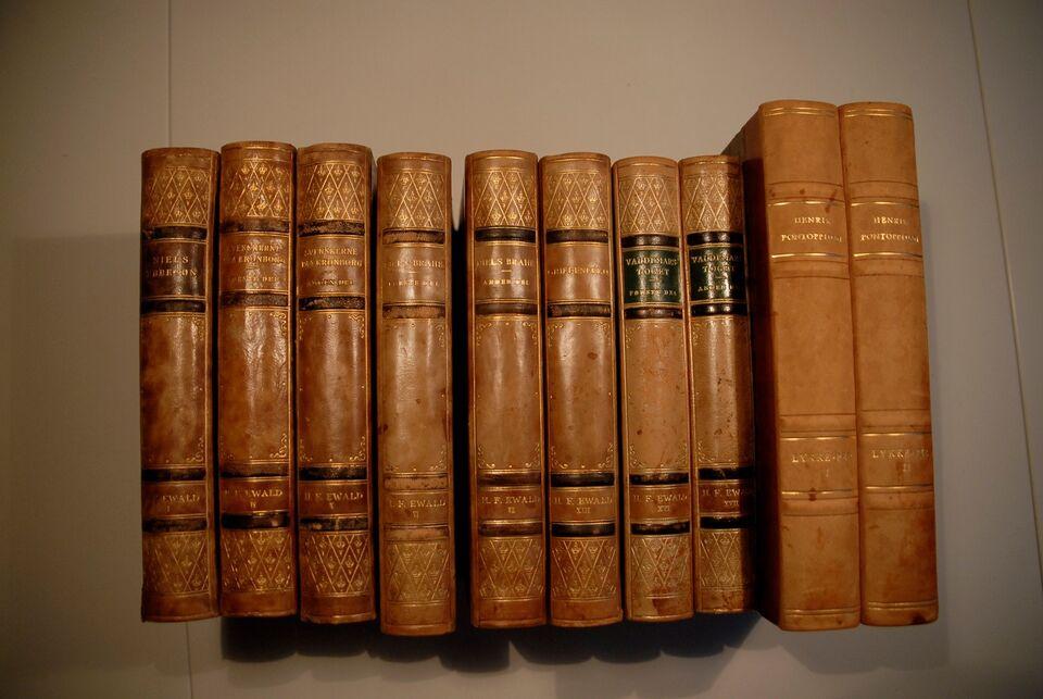 salg af antikke bøger