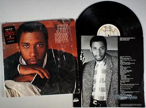 Jeffrey-Osborne-Don-039-t-Stop-1984-Vinyl-LP-PLAY-GRADED