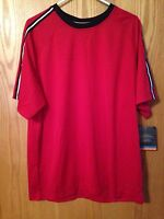 Otek Gear Wicking Red Shirt Xl With Tags
