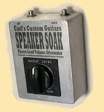 Speaker Soak power tube attenuator for Peavey Delta Blues/Classic 20/30/50/6505