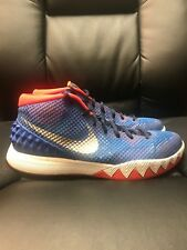 0dbe21622d0 item 7 NIKE KYRIE 1 BLUE RED WHITE INDEPENDENCE DAY USA JULY 4TH SIZE 10  MEN 705277-401 -NIKE KYRIE 1 BLUE RED WHITE INDEPENDENCE DAY USA JULY 4TH  SIZE 10 ...
