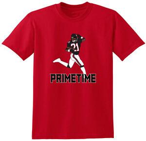 promo code 4ff21 30adc Details about Deion Sanders Atlanta Falcons