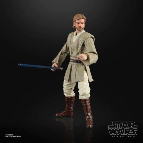 Obi Wan Kenobi Star Wars Black Series Figure
