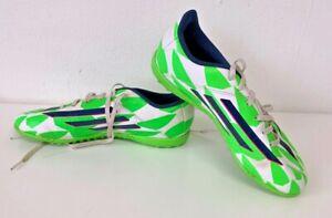 Adidas-Adizero-F5-Trx-Tf-Football-Baskets-Astro-Turf-semelles-UK-taille-5-98