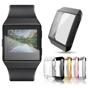 Replacement-Screen-Protector-Protective-Case-Cover-For-Fitbit-Ionic-Smart-Watch