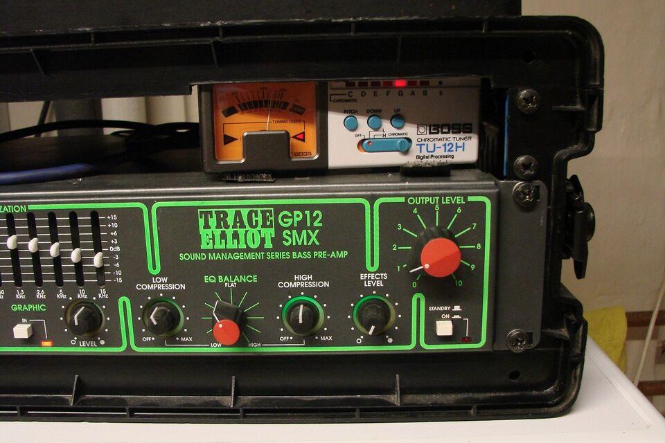 Basforstærker, Trace Elliot GP12 SMX