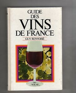 guide-des-vins-de-france-guy-renvose-1981