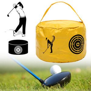 Golf-Impact-Power-Smash-Bag-Swing-Practice-Training-Aid-Hit-Strike-Trainer-UK