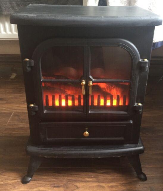 2000W Electric Fireplace Heater Fire