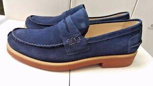 Florsheim-Imperial-men-039-s-Picasso-suede-shoes-size-10UK-44EU