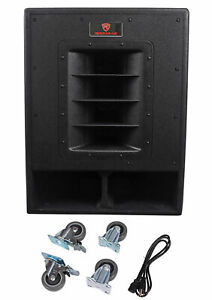 Rockville-RBG15FA-15-034-2400w-Active-Powered-Pro-Subwoofer-Folded-Horn-PA-DJ-Sub