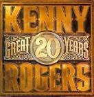 20 Great Years 0081227986278 by Kenny Rogers CD