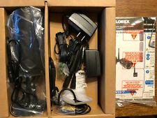 Lorex LW2277B wireless digital security camera outdoor microphone audio record