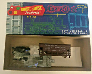 HO-scale-Roundhouse-Milwaukee-Ore-Car-CTH-amp-SE-76575-Kit