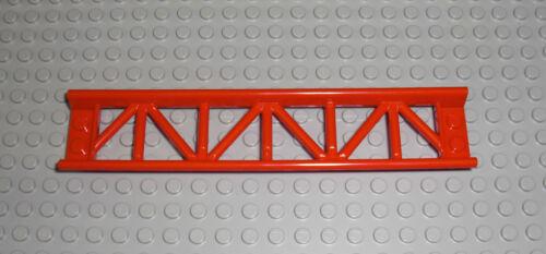 Gerade rot Roller Coaster Straight Track 25059 6229099 LEGO Achterbahn Schiene