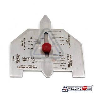 Inch-Automatic-Welding-Gauge-Butt-Reinforcement-Fillet-Measure-Inspection-Gage