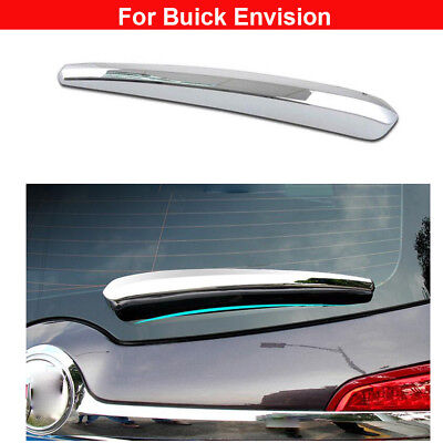 New Chrome Rear Door Window Wiper For Buick Envision 2016 2017 2018