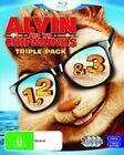 Alvin and The Chipmunks 1-3 BLR R4