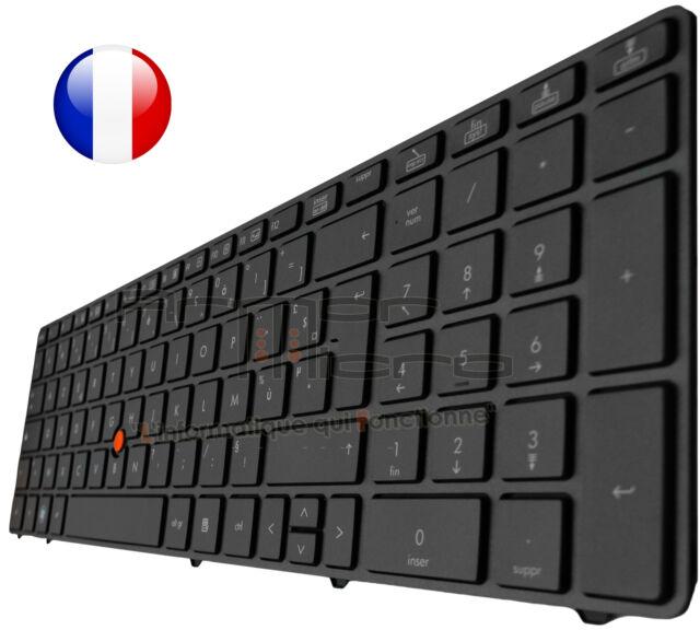 CLAVIER ORIGINAL FRANCAIS AZERTY Pour HP EliteBook 8560w 8570w