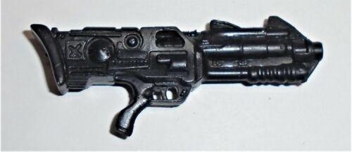 GI Joe Accessoire 1993 Backblast//Heavy Duty BLACK lourd fusil pistolet