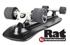 "BRAKEBOARD Rat 30"" Longboard Minicruiser mit Bremssystem - Skateboard Bremse"