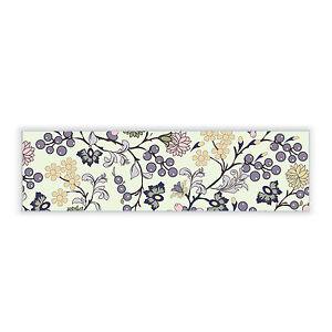 wechsel scheibe passend f r ikea gyllen 95cm wandleuchte lampen florale tapete ebay. Black Bedroom Furniture Sets. Home Design Ideas