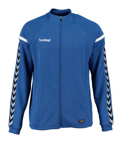 Hummel Authentic Charge Trainingsjacke Blau 334017045
