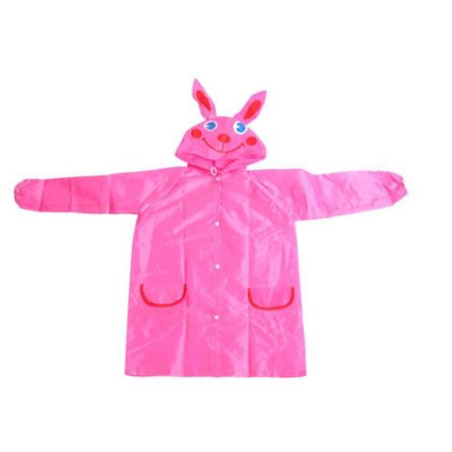 Waterproof Raincoat Suit For Children Girls Boys Wind And Rain Protection Clothe