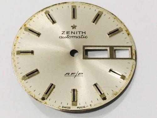 Zenith Automatic Quadrante - Dial
