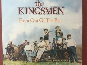 1979-Kingsmen-Quartet-FROM-OUT-OF-THE-PAST-MINT-vinyl-LP-bonus-CD-TESTED