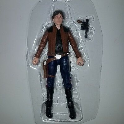 Hasbro Star Wars The Black Series Han Solo 6-inch Figure New In Box #62 #58 Rey