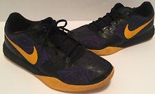 3cb57a750434 item 3 Size 12 Men Nike KB Mentality Low Basketball Shoes Purple Black  704942 501 -Size 12 Men Nike KB Mentality Low Basketball Shoes Purple Black  704942 ...