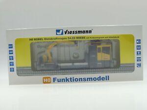Viessman 2618 H0 Robel Track Motor Car 54.22 Walton Prüfpantograph & Arbeitskorb