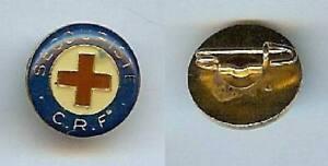 Romantique Boutonnière - Secouriste Croix Rouge Française Paquet éLéGant Et Robuste