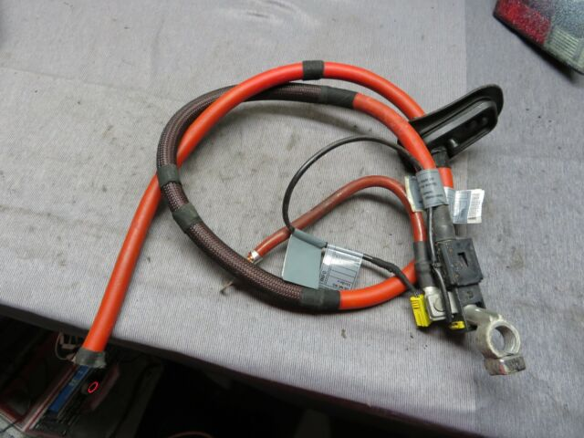 Bmw E46 M3 Battery Positive Srs Cable Wire       M Oem