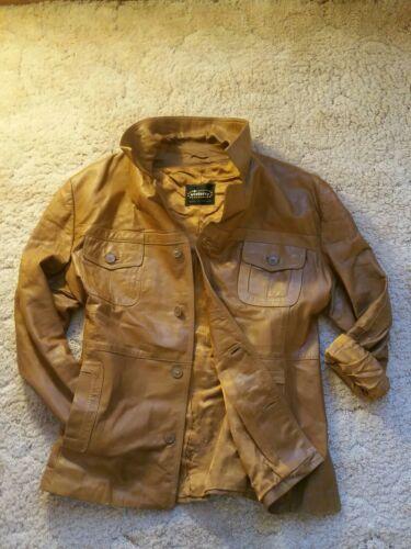 Virany Hungary Leather Lined Casual Field Jacket C