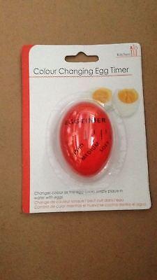 Huevo color cambiante Temporizador Yummy perfecta suave cocina cocinar huevos duros