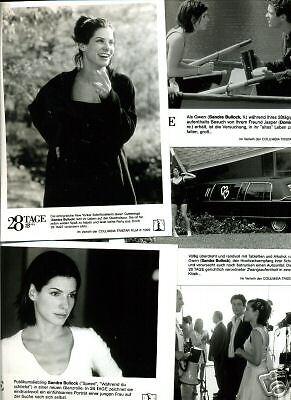 Geschickt Sandra Bullock-1999- 28 Tage--filmfotos-6 St Supplement Die Vitalenergie Und NäHren Yin