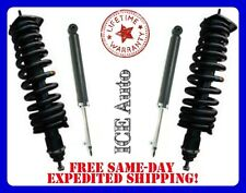 1999 - 2001 Mercedes Benz ML430 FCS Complete Loaded Rear Struts & Front Shocks