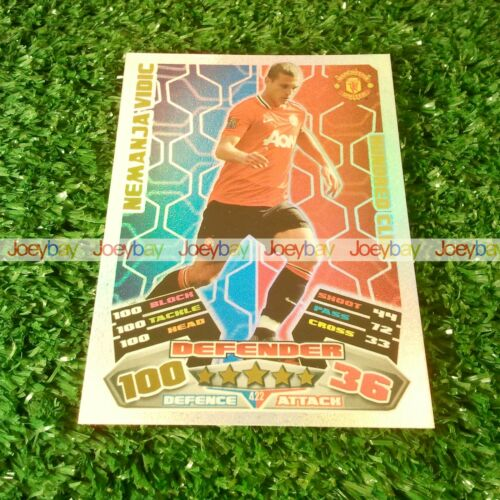 11//12 Edición Limitada 100 Club Match Attax Tarjeta Ltd 100 2011 2012