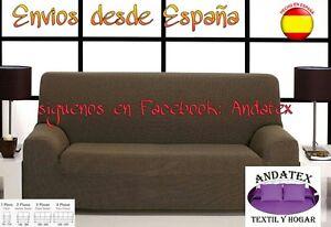 Fundas de sofas adaptables elasticas para todo tipo de sof y sillones econ mica ebay - Fundas elasticas para sillones ...