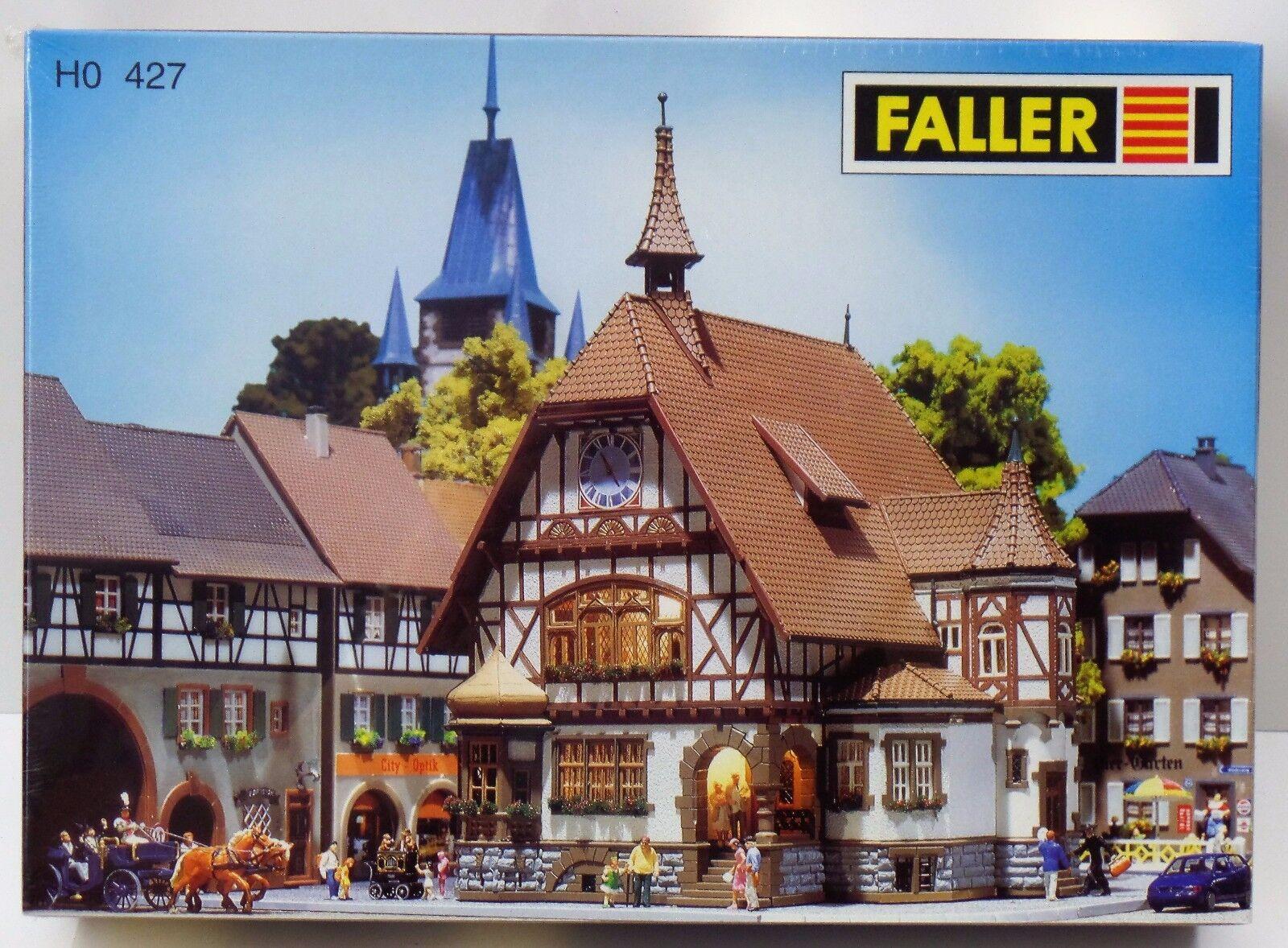 Faller Faller Faller H0 427 Rathaus Allmannsdorf - NEU NEW  | Zu einem niedrigeren Preis  4f40f2