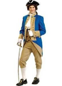 Mens Adult Grand Heritage George Washington Costume Ebay