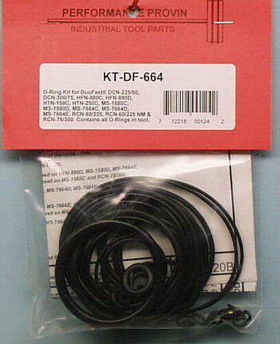 DFA-PK-1571 O Ring Kit for Duo-Fast CNP60-1 CNP75-1 Nailer
