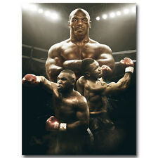 F-729 Mike Tyson The Champion Boxer Boxing Black and White Hot Poster 27x40in