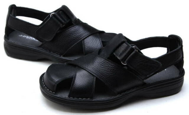 Sandals New Fashion Mens Strap Fisherman Sandals Closed Toe White Clothing, Shoes & Accessories